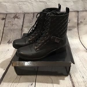 G by Guess Britson-SS faux leather boots